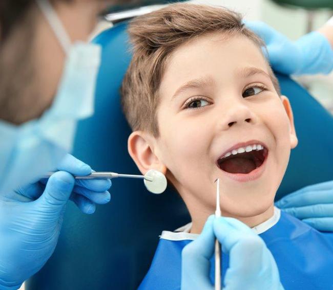 Childrnes Dentist Roger Sharpe Dental Coffs Harbour